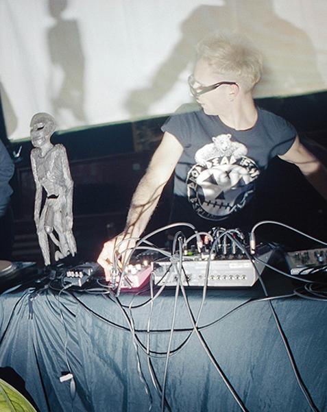 patricia kokett, diabel, EP, review, interview, knekelhuis, calypso