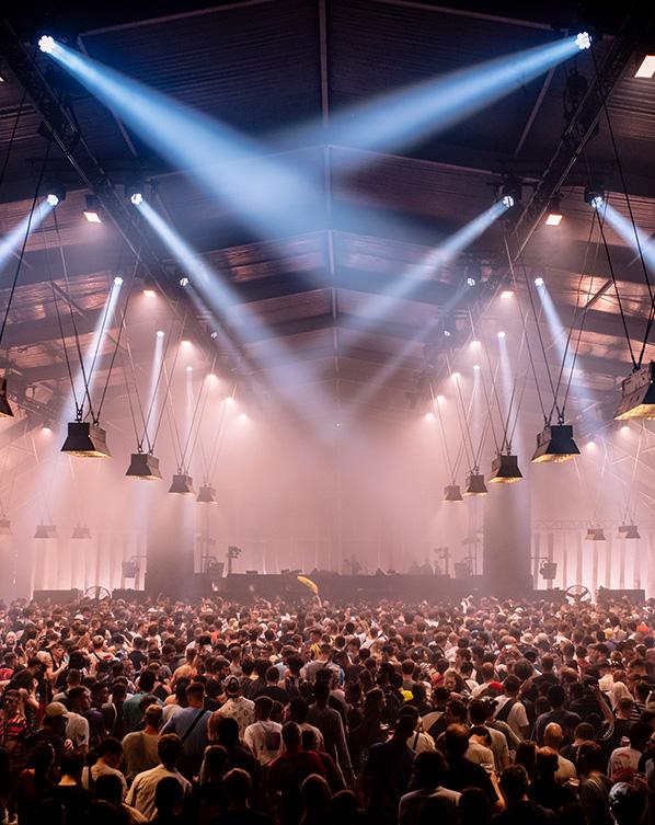 Dekmantel, Amsterdam, festival, review, Calypso