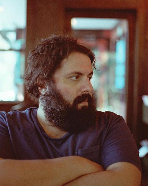 FIlmmaker and Composer Yannis Veslemes